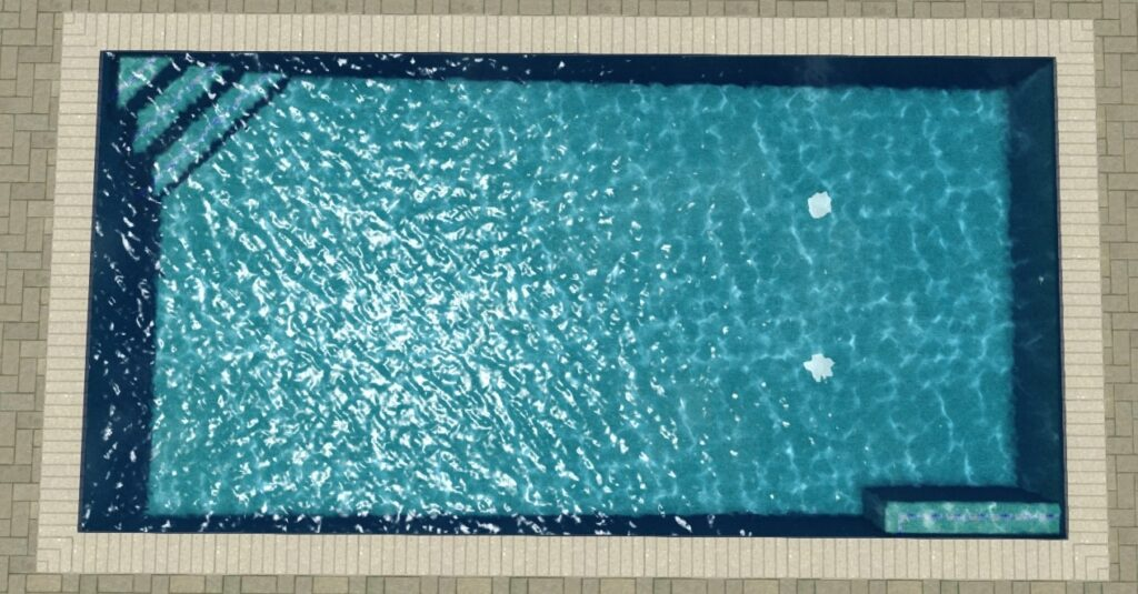 Signature Pool - Rectangle
